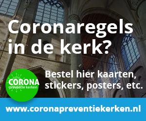 Webwinkel Coronapreventie Kerken