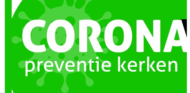 Header logo Coronapreventie Kerken